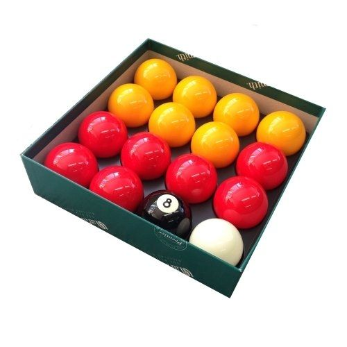 English Pool Ball Set Quot Aramith Casino Quot 50 8мм