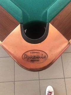 Second-Hand Professional Pool Table DYMANIC III